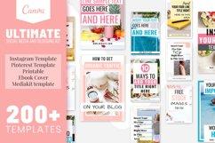 Ultimate Social Media and Blogging Kit Bundle Product Image 1