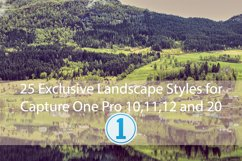20 Exclusive Landscape Styles for Capture One 10,11,12,20 Product Image 1