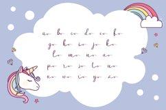 Rainbow Script Product Image 2