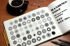 Mandings font Product Image 2