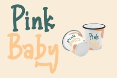 Sneaky - Fancy & Cute Font Product Image 2