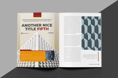 Experiment Indesign Template Product Image 10