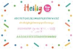 Heilig Display 3 Font Product Image 4