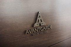 Avant Garde - Letter A Logo Product Image 7