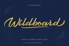 Wildboard Product Image 1