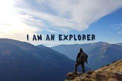 Diland - Exploration Font Product Image 6