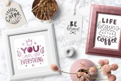 50 Lettering Posters Collection! Product Image 4