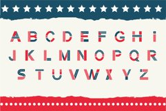 America otf color font Product Image 3