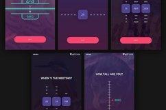 Panda Mobile UI Kit Product Image 8