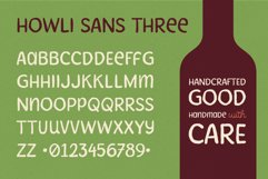 Howli Font Pack Product Image 3