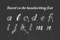 Inters—handwritten font Product Image 4