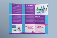 Education Brochure Trifold Product Image 3