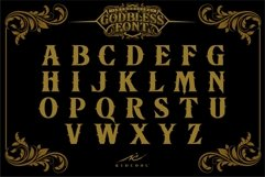 GODBLESS FONT Product Image 5