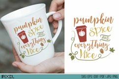Fall Bundle SVG, Autumn Bundle, Thanksgiving, EPS DXF PNG Product Image 3