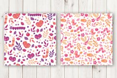 Floral animal cute seamless patterns for baby Product Image 2