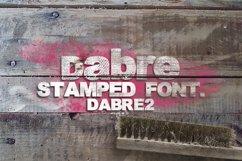 Dabre Font Product Image 2