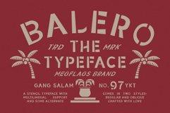 Balero Stencil Product Image 1