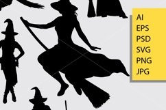 Witch silhouette Product Image 2