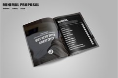 Minimal Proposal Template Product Image 5
