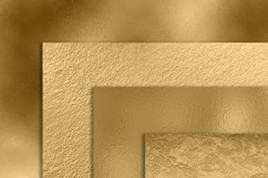 42 Antique Gold Foil Papers Product Image 4