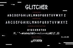 Glitcher Sans Serif Display Product Image 3