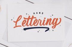 Rainsha Script Font - Extras Swash Product Image 4