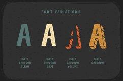 Dirty Cartoon font Product Image 4