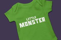 Monster Rock font - Monsta Rocka Product Image 4