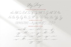 Stay Glory Font Duo Product Image 4