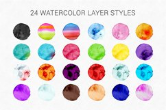 Watercolor Kit For Photoshop Product Image 3