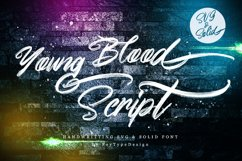 Young Blood - SVG & Solid Product Image 1