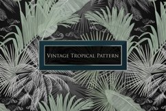 Vintage tropical pattern Product Image 3