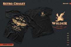 Retro Chalet Product Image 5