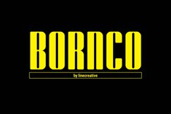 Bornco Product Image 1