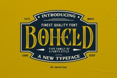 Boheld Font Collection Product Image 2