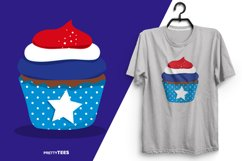 4th of July T-Shirt Design | 4th of July Sublimation Shirt Product Image 4