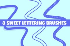 Procreate Brushes   Cute Procreate Stamps, Kawaii Brushset Product Image 4