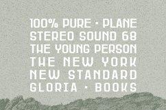Retrohead Typeface | Font Product Image 4