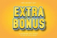 Extra bonus - Text Effect Product Image 1