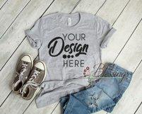 Bella Canvas Mockup Bundle T Shirt Flat Lay Bundle 5 images Product Image 6