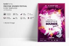 Prestige Sounds Festival Flyer Templates Product Image 4