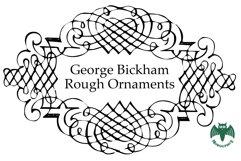 George Bickham Rough Ornaments Product Image 4
