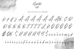 Ambattur Sign   Modern Signature Font Product Image 6