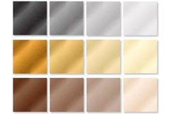 Steel Digital Paper - Metal Texture Backgrounds Product Image 2
