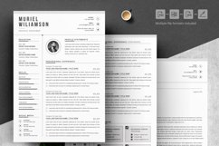 Cover Letter and Resume Template Product Image 3