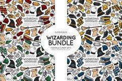 Wizarding Doodle Cliparts Bundle Product Image 1