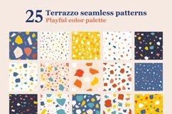 100 Terrazzo seamless pattern Bundle Product Image 15