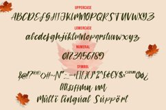 Marlyne Script Font Product Image 2