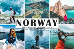 Norway Mobile & Desktop Lightroom Presets Product Image 1