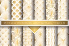 Art Deco Wallpapers Pack   PNG EPS JPG   Vol.1 Product Image 6